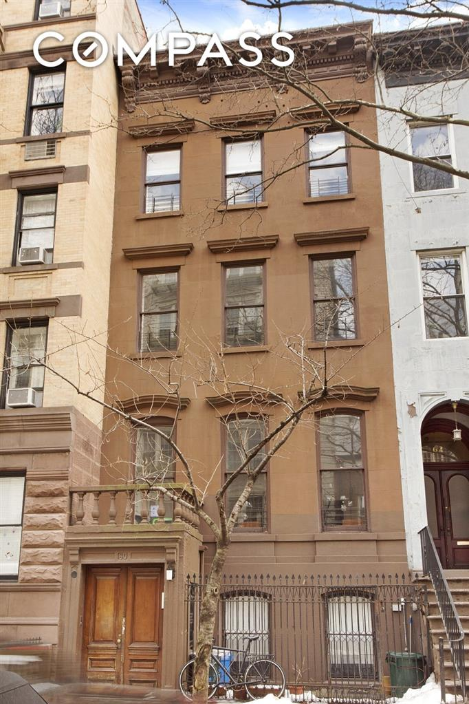 60 Perry Street W. Greenwich Village New York NY 10014