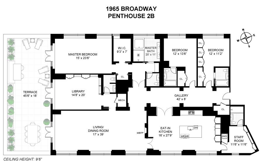 1965 Broadway Lincoln Square New York NY 10023