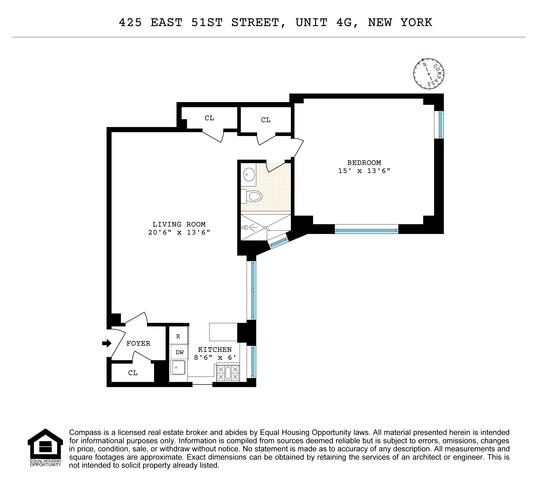 425 East 51st Street Beekman Place New York NY 10022