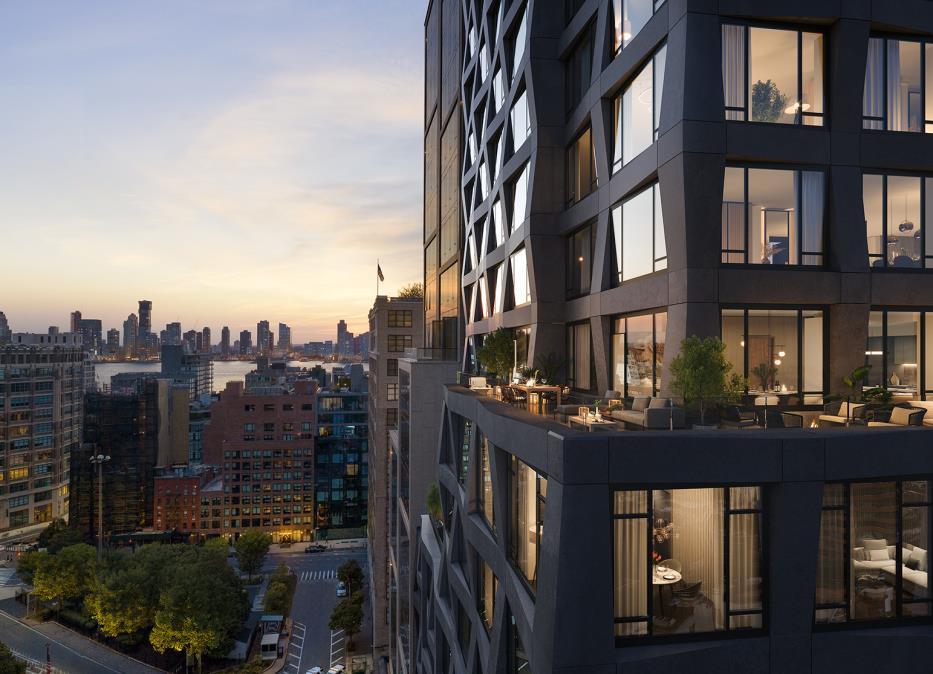 111 Varick Street Soho New York NY 10013