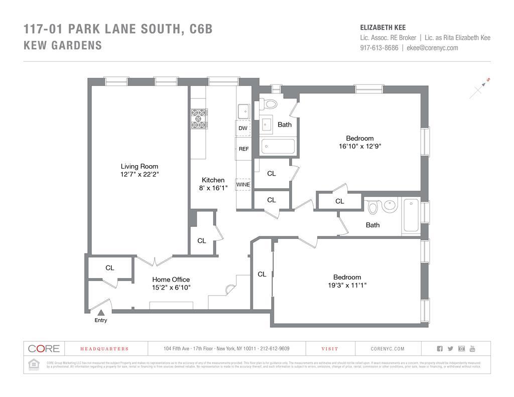 117-01 Park Lane South Kew Gardens Queens NY 11418