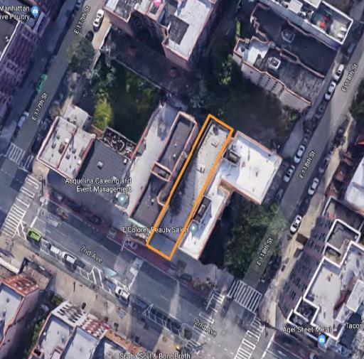 2293 Second Avenue East Harlem New York NY 10035