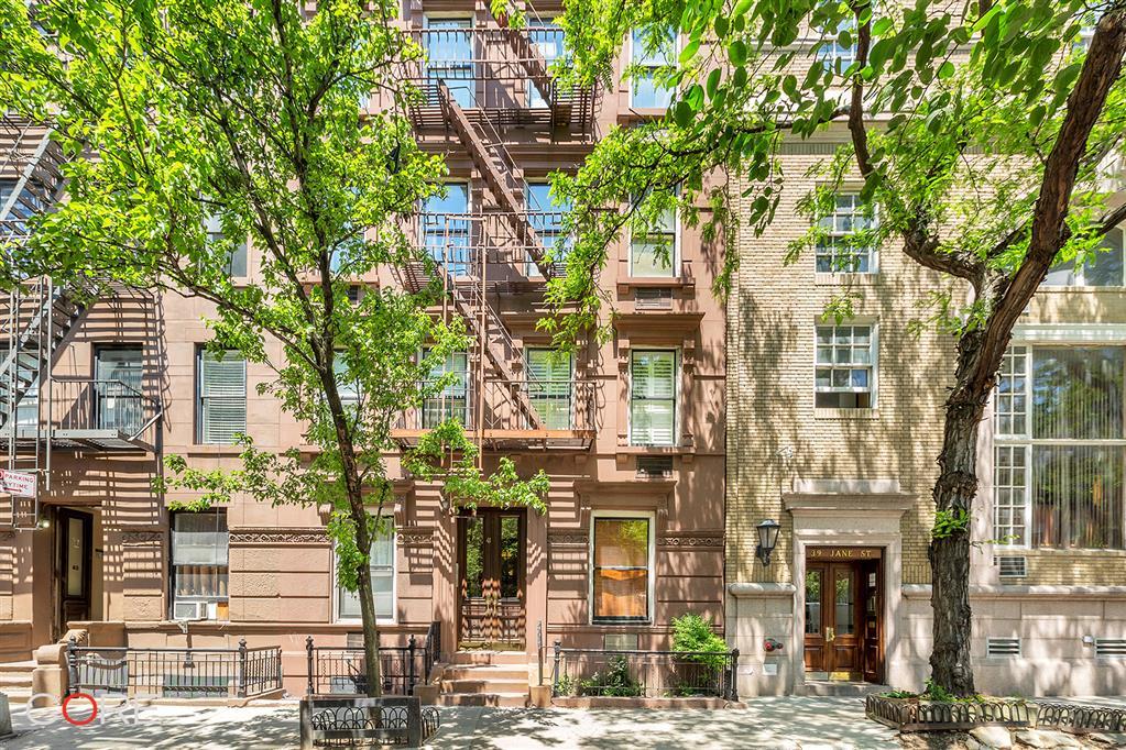 41 Jane Street W. Greenwich Village New York NY 10014
