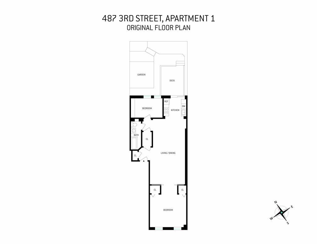 487 3rd Street Park Slope Brooklyn NY 11215