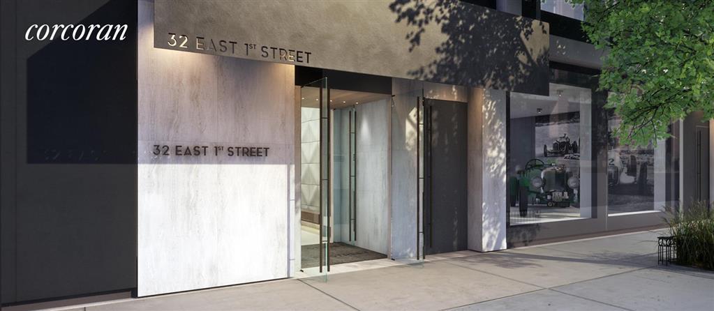 32 East 1st Street E. Greenwich Village New York NY 10003