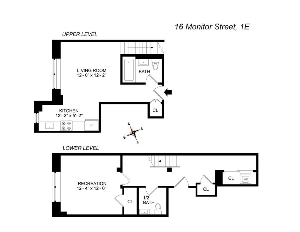 16 Monitor Street Greenpoint Brooklyn NY 11222
