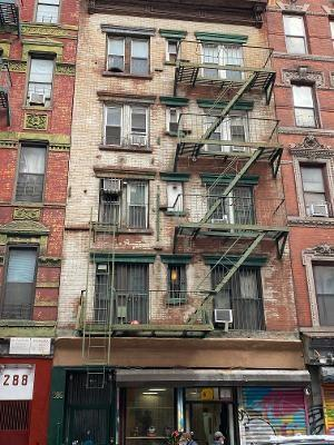 286 Broome Street Lower East Side New York NY 10002