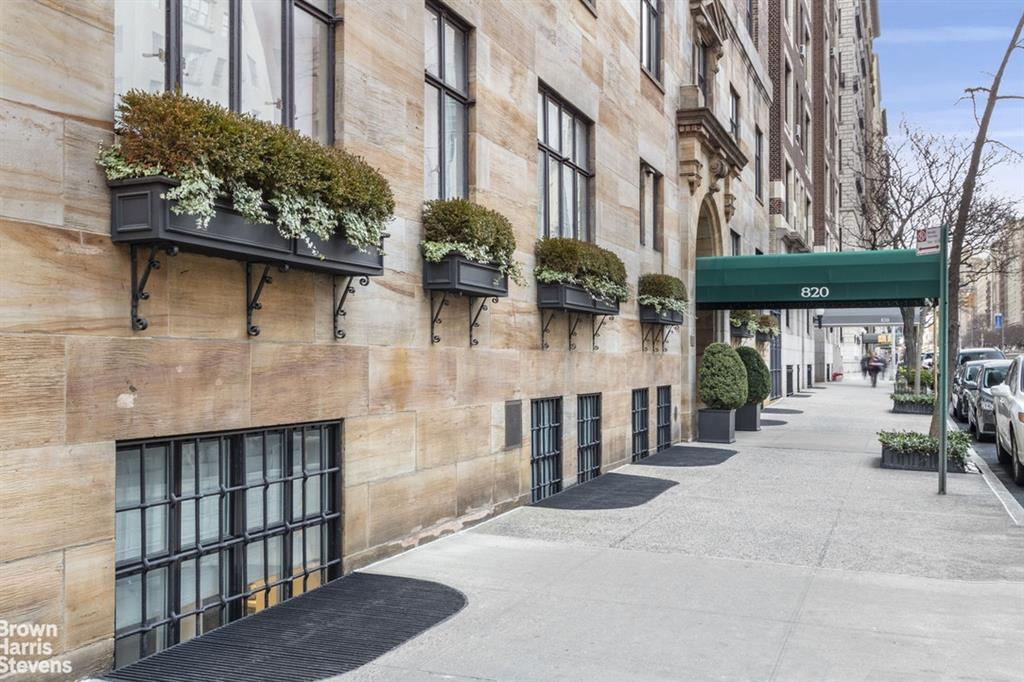 820 Park Avenue Upper East Side New York NY 10021