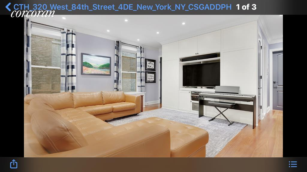 320 West 84th Street Upper West Side New York NY 10024
