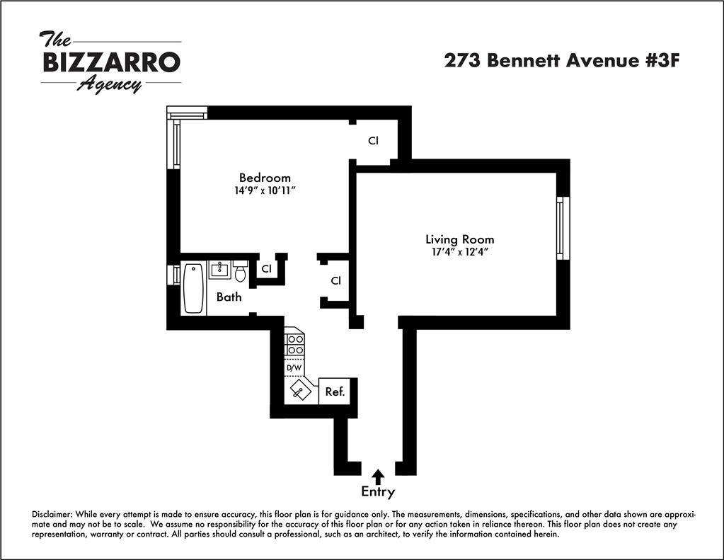 273 Bennett Avenue Washington Heights New York NY 10040