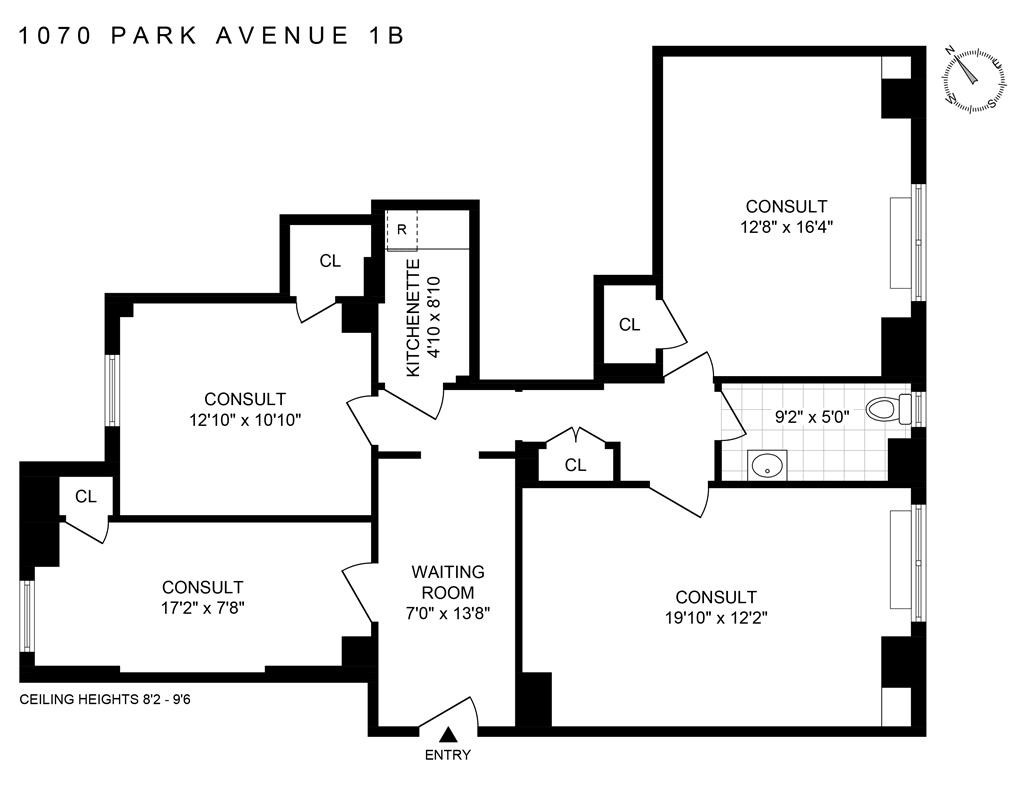 1070 Park Avenue Carnegie Hill New York NY 10128