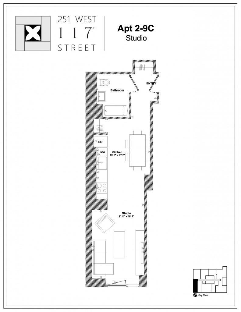 251 West 117th Street West Harlem New York NY 10026