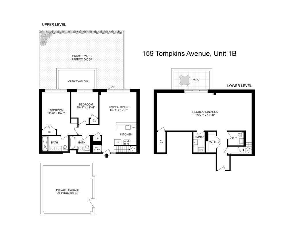 159 Tompkins Avenue Bedford Stuyvesant Brooklyn NY 11206