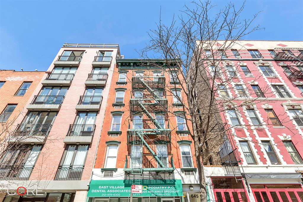 645 East 11th Street E. Greenwich Village New York NY 10009