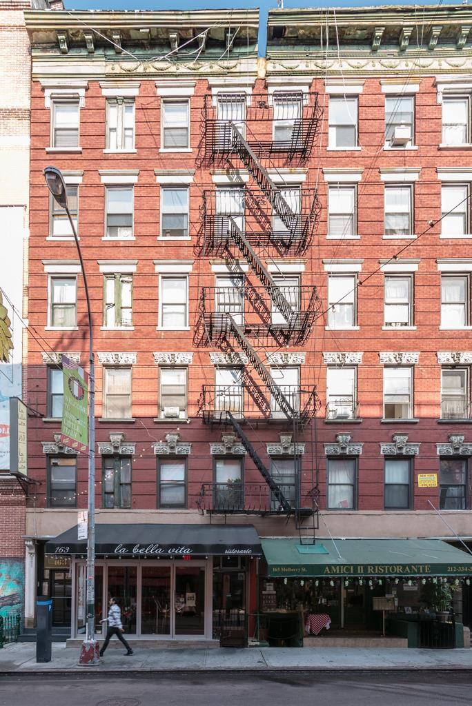 163 Mulberry Street Little Italy New York NY 10013