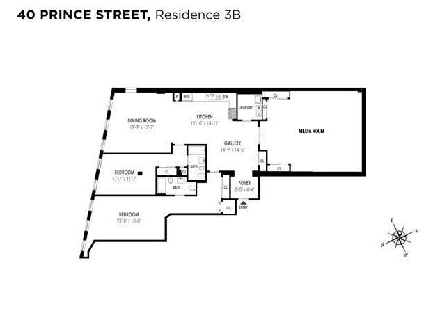 40 Prince Street Soho New York NY 10012